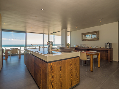 The Ocean View Guest House | Breakfast Area