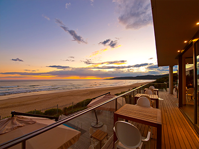 The Ocean View Guest House | Sunset